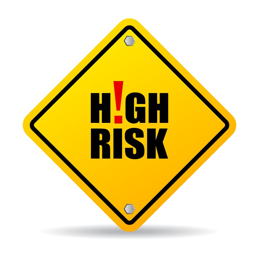 High risk situations