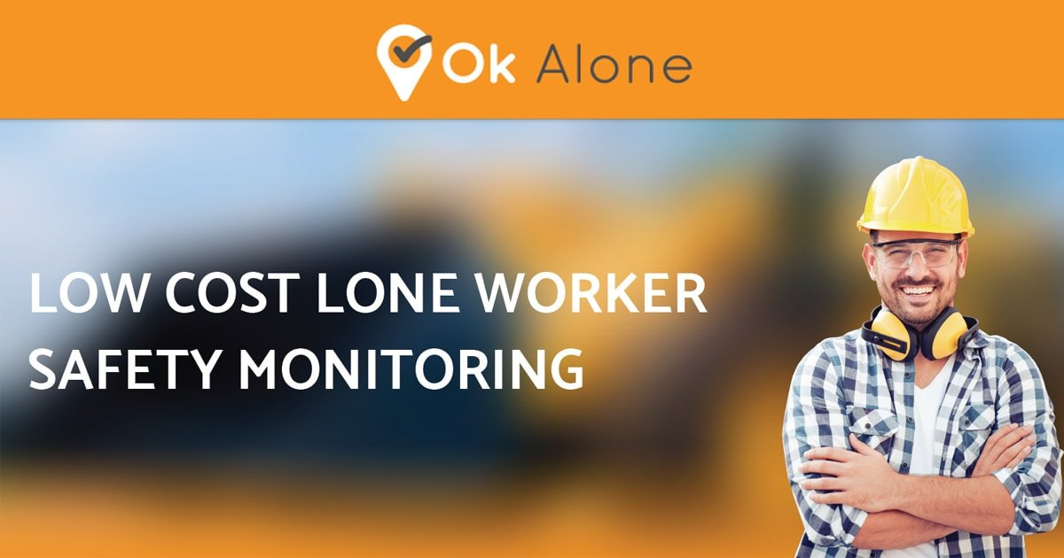 Ok Alone Lone Worker Solutions social image