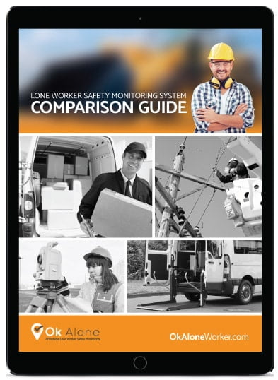 Download the lone worker comparison guide