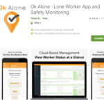 lone worker app for android on google play