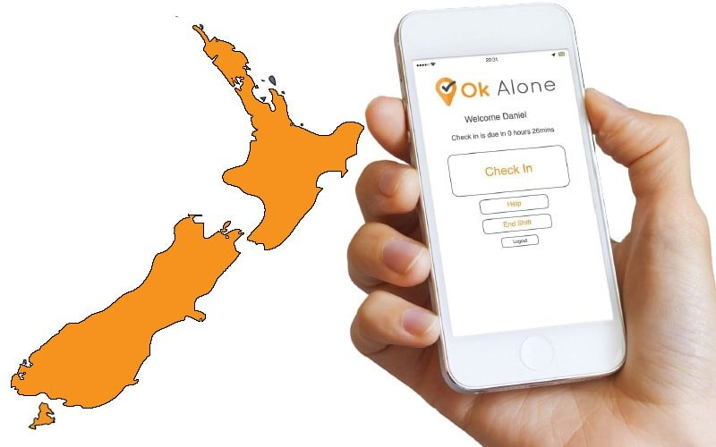 Information on lone worker and work alone legislation in New Zealand