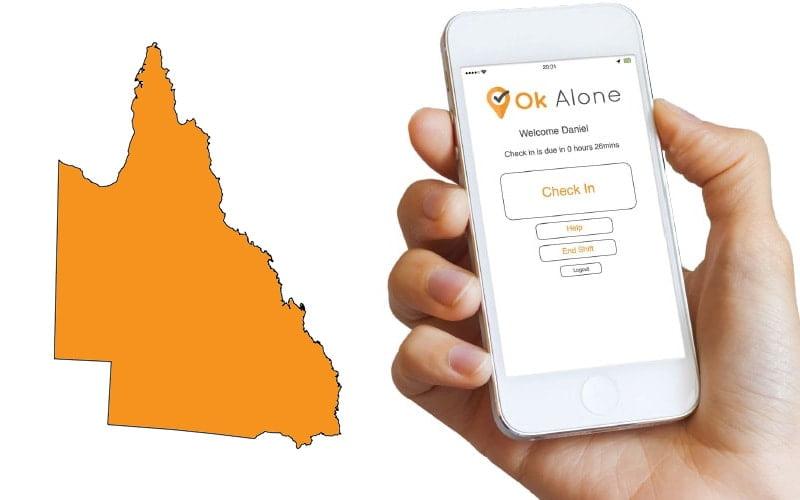 Information on lone worker and work alone legislation in Queensland
