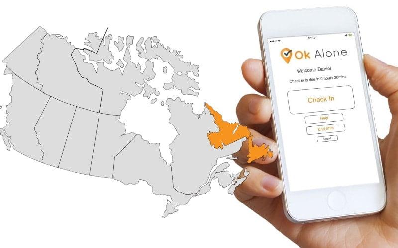 Newfoundland and Labrador lone worker legislation and regulations