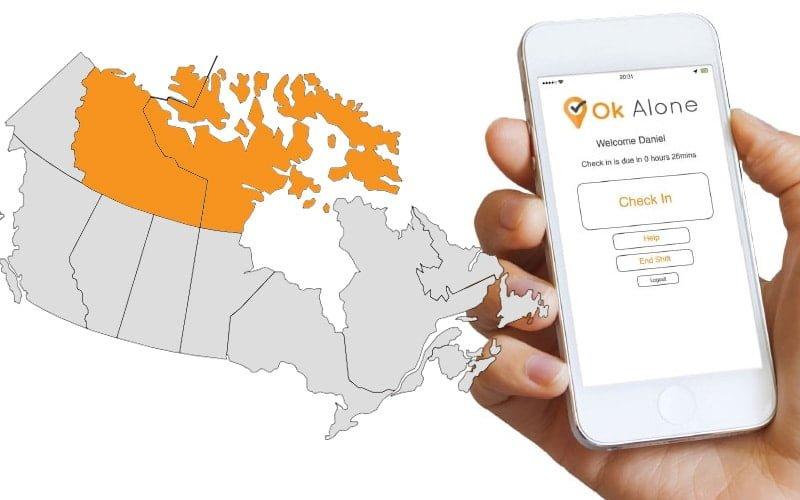The Northwest Territories and Nunavut lone worker legislation and regulations