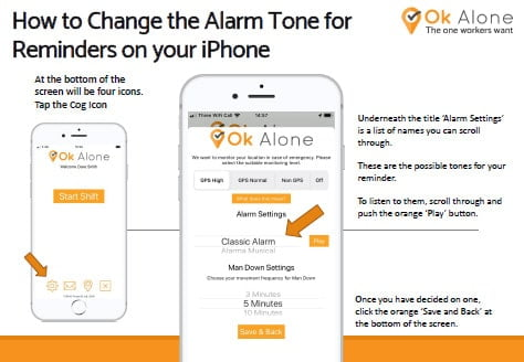 How to Change the Alarm Tone for Reminders on your iPhone