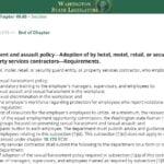 lone worker panic button legislation